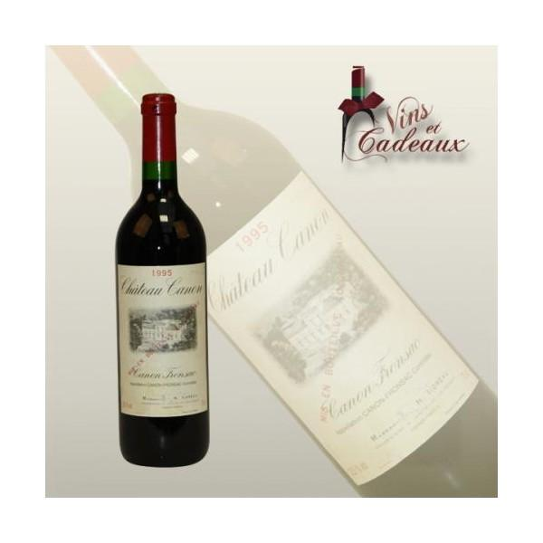 Buy Ch Teau Canon Canon Fronsac 1995 Red Wine