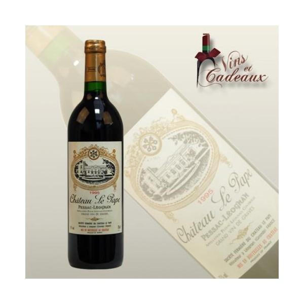 Buy Chateau Le Pape Graves 1995 Red Wine