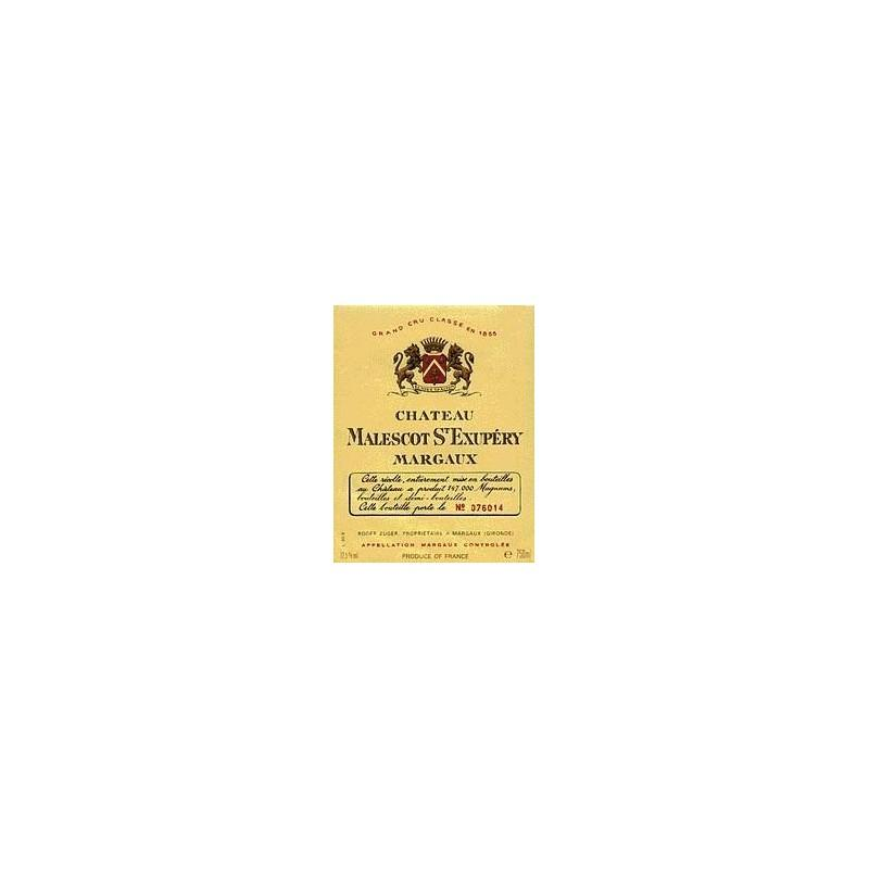 Buy Ch Teau Malescot Saint Exup Ry 2009 Red Wine