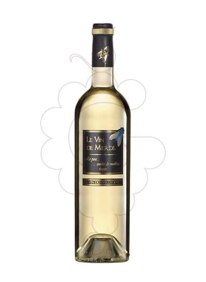 le vin de merde blanc wine white. Black Bedroom Furniture Sets. Home Design Ideas