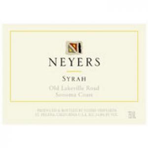 2006 Neyers Syrah Old Lakeville Road