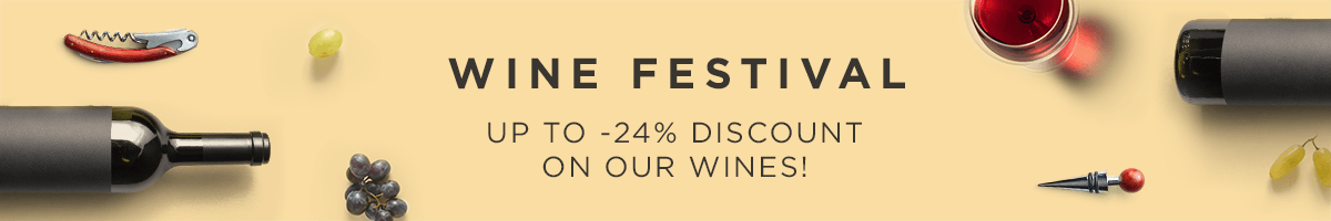 Wine Festival at Drinks&Co: Incredible discounts