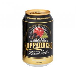 10 X Kopparberg Mixed Fruits Cider Cans