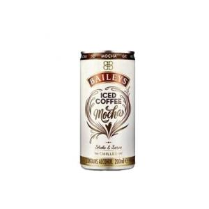 12 x Baileys Iced Coffee Mocha 200ml