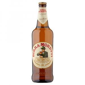 12 X Beer Moretti 66cl