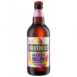 12 X Brothers Marshmallow Cider 50cl