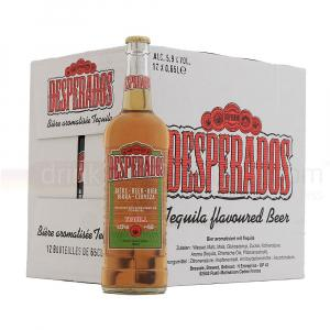 12 X Desperados 65cl