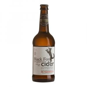 12 X Dunkertons Black Fox Cider 50cl