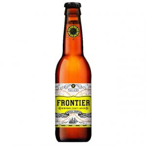 12 X Fullers Frontier New Wave Craft Lager Case