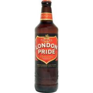12 X Fuller's London Pride Bott. 50cl