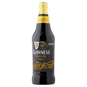 12 X Guinness Nigerian Foreign Extra Imported Stout 6L
