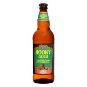 12 X Hook Norton Brewery Hook Norton Hooky Gold Golden Ale 50cl