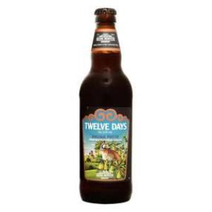 12 X Hook Norton Brewery Hook Norton Twelve Days Porter 50cl