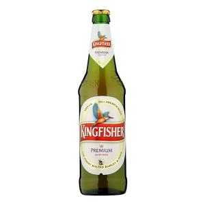 12 X Kingfisher Lager 65cl