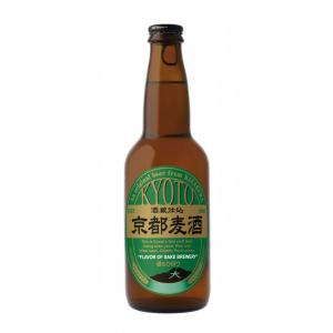 12 X Kyoto Beer Flavor Of Sake Brewery 330ml