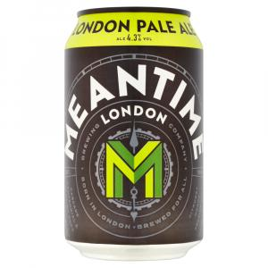 12 X Meantime London Cans