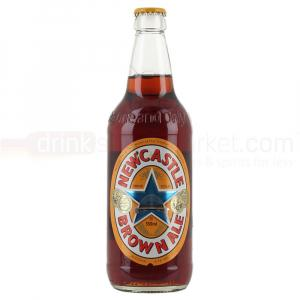 12 X Newcastle Brown Ale 55cl
