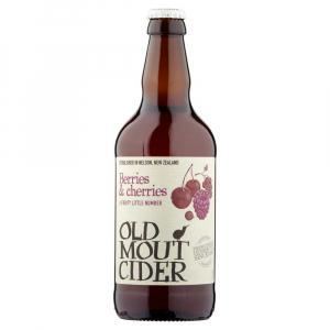 12 X Old Mout Berries & Cherries Cider Case 50cl