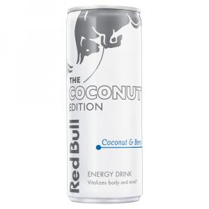 12 X Red Bull Coconut Edition Energy Drink 250ml