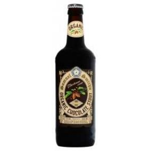 12 X Samuel Smith Organic Choco. Stout 55cl
