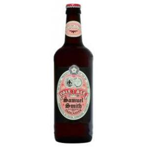 12 X Samuel Smith Organic Pale Ale 55cl