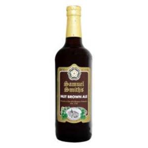 12 X Samuel Smith's Nut Brown Ale 55cl