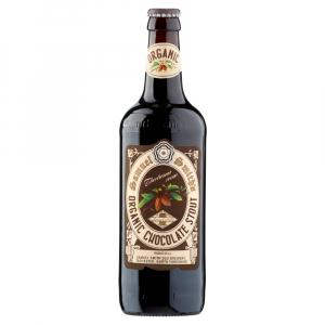 12 X Samuel Smiths Organic Chocolate Stout 55cl