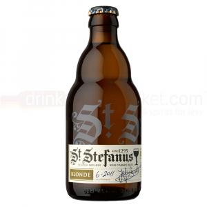 12 X St Stefanus Blonde Authentic Abbey