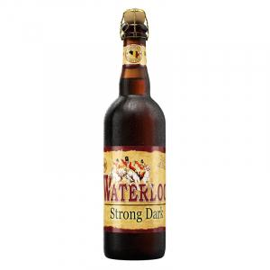 12 X Waterloo Strong Dark Caja 75cl