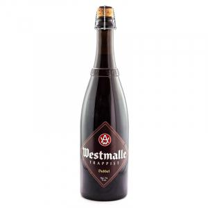 12 X Westmalle Double Caixa 75cl