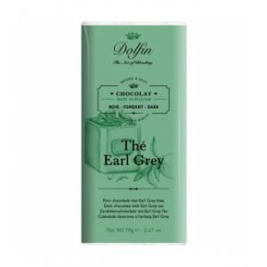 15 X Chocolate Negro al Te Earl Grey 70g