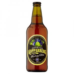 15 X Kopparberg Blueberry & Lime Cider 50cl
