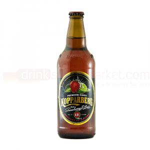 15 X Kopparberg Strawberry & Lime Cider 50cl