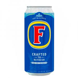 18 X Fosters Australian Lager Cans 440ml