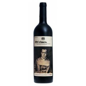 19 Crimes Cabernet Sauvignon 2019