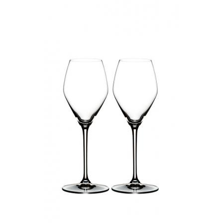 2 X Riedel Extreme Rosé Champagne