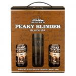 2 X Sadler's Peaky Blinder Black Ipa 500ml Gift