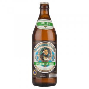 20 X Augustiner Lagerbier Hell Caixa 50cl