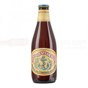 24 X Anchor Steam Common 355ml