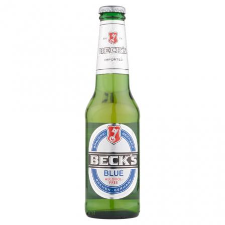 24 X Becks Blue Alcohol Free 275ml