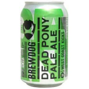 24 X Brewdog Dead Pony Lattina