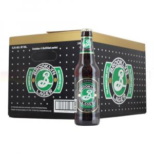 24 X Brooklyn Lager 355ml