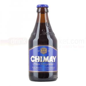 24 X Chimay Blue Cap Trappist