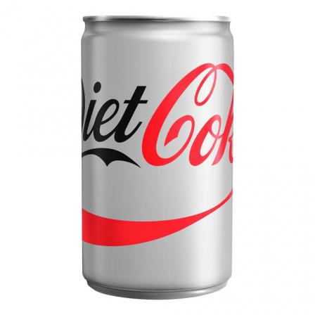 24 X Coca Cola Diet Coke 150ml