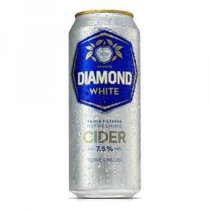 24 X Diamond White 50cl