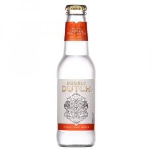 24 X Double Dutch Indian Tonic 200ml