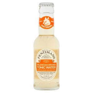 24 X Fentimans Valencian Orange Tonic 125ml