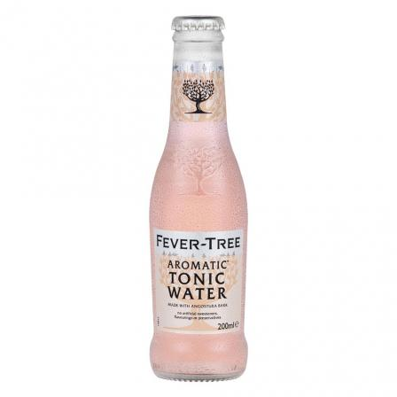 24 X Fever Tree Aromatic Tonic 200ml
