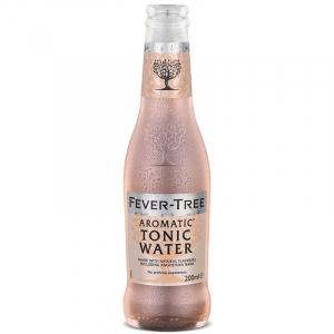 24 X Fever Tree Aromatic Tonic Water 20cl
