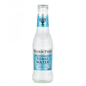 24 X Fever Tree Mediterranean Tonic 200ml